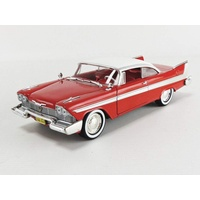 Greenlight 1:24 Hollywood - Christine 1983 - 1958 Plymouth Fury (Day Version)
