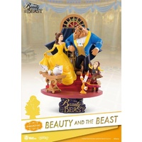 Disney D-Stage DS-011 Beauty and the Beast PX Previews Exclusive Statue