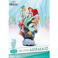Disney D-Stage DS-012 Little Mermaid PX Previews Exclusive Statue