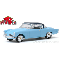 Greenlight 1:64 Hollywood Series 26 : 1953 Studebaker Commander Starliner - Home Improvement (TV Series, 1991-99)