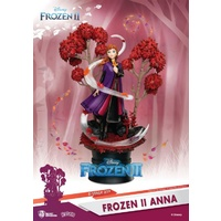 Disney Frozen II D-Stage DS-039 Anna PX Previews Exclusive Statue