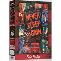 Nightmare On Elm Street Movie Art Puzzle 1000 Pieces