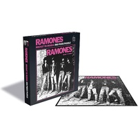 The Ramones – Rocket To Russia 500pc Puzzle