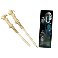 Harry Potter Voldemort's Wand Pen and Bookmark