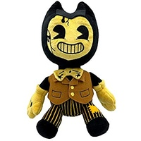 "Bendy and the Ink Machine 7"" Plush - Dark Revival - Cartoon Bendy"