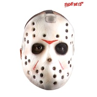 Friday the 13th Jason Vorhees Hockey Mask - Adult