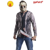 Friday the 13th - Jason Vorhees Adult Costume Kit