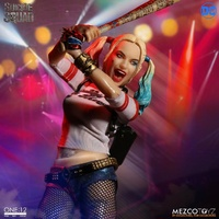 "DC Comics - Suicide Squad - Harley Quinn 6"" One:12 Collective Action Figure"