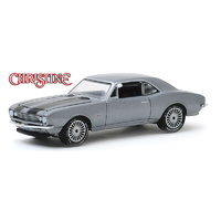 Greenlight 1:64 Hollywood Series 27 : Buddy Reperton's 1967 Chevrolet Camaro - Christine (1983)