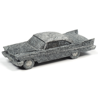 Auto World 1:64: Christine 1958 Plymouth Fury (Burnt After Fire)