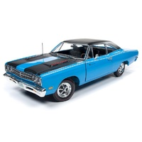 Auto World - American Muscle 1:18 1969 Plymouth Road Runner Hardtop (Class of 69)