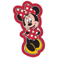 Minnie Mouse 3D Foam Magnet