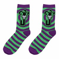 DC Comics Joker Socks - Striped