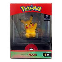 Pokemon Select Figure with Case - Pikachu