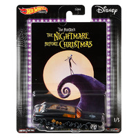 Disney Hot Wheels 1:64 Diecast - Nightmare Before Christmas