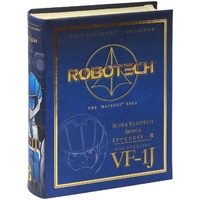 Robotech Macross Masterpiece Collection Super Veritech Armor Appendix Set B for Max Sterling's VF-1J