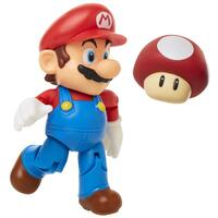 "World of Nintendo 4"" Wave 19 - Mario with Super Mushroom"