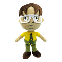"The Office 7"" Collectable Plush - Dwight Schrute"