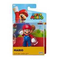 World of Nintendo Super Mario - Mario 2.5 Inch Figure