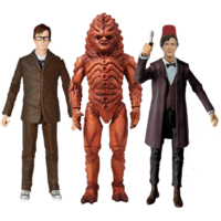 Doctor Who - Day of the Doctor Action Figure Set