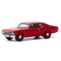 Greenlight 1:64 Barrett-Jackson Scottsdale Edition' Series 5 - 1968 Chevrolet COPO Nova SS (Lot #1268)