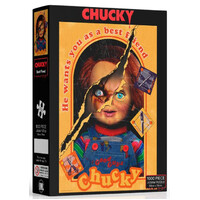 Chucky - 1000pc Jigsaw Puzzle - Best Friend