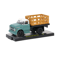M2 Machines 1:64 Auto-Trucks Release 46 - ​​1970 Chevrolet C60 Truck