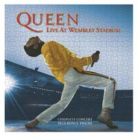 Queen – Live at Wembley 1000 Piece Puzzle