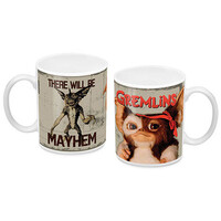 Gremlins Barrel Coffee Mug - There Will Be Mayhem