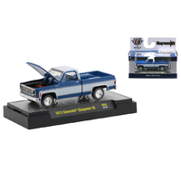 M2 Machines 1:64 Auto-Trucks - 1973 Chevrolet Cheyenne 10