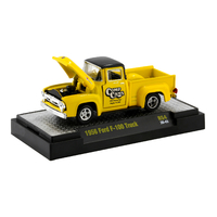 M2 Machines 1:64 Detroit Muscle - 1956 Ford F-100 Truck Release 54