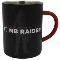 Tomb Raider Steel Mug