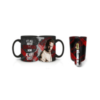 The Walking Dead - Rick Coffee Mug