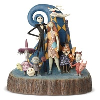 Jim Shore Disney Traditions - Nightmare Before Christmas - Carved by Heart
