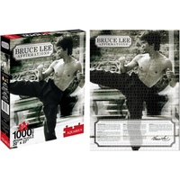 Bruce Lee 1,000 Piece Jigsaw Puzzle - Affirmations