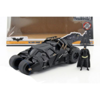 Batman: The Dark Knight Batmobile & Batman 1:24 Scale Die Cast