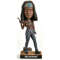 The Walking Dead - Michonne Resin Bobble Head