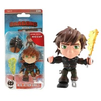 How To Train Your Dragon Hiccup Real Action Vinyls
