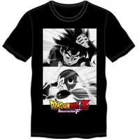 Dragon Ball Z Mens Black T-Shirt