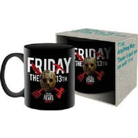 Friday the 13th One Sheet 11oz Coffee Mug