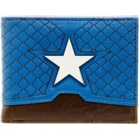 Marvel Captian America Suit Bi-fold Wallet