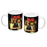 ACDC HIGHWAY TO HELL COFFEE MUG
