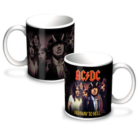 ACDC HIGHWAY TO HELL IMAGE MUG