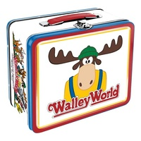 National Lampoon's Vacation Walley World Tin Lunch Box