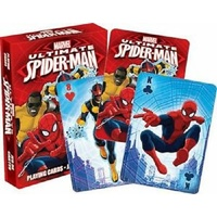 Ultimate Spiderman Playing Cards