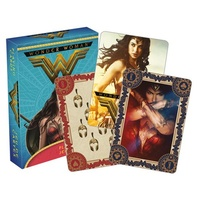 Wonder Woman Movie Playing Cards