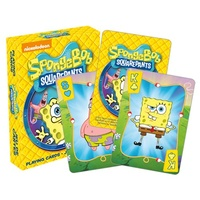 SpongeBob SquarePants Playing Cards