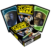 Star Wars: The Clone Wars Playing Cards