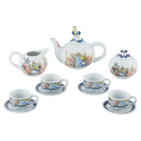Alice Through the Looking Glass - Miniature Collector's Tea Set