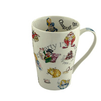 Alice in Wonderland Mug - Alice and Friends - Cardew Designs